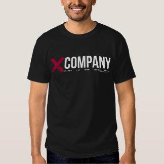 Logo de X Company Tee-shirts