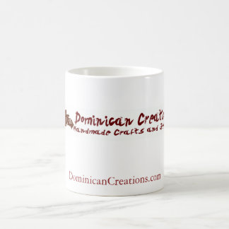 logo, DominicanCreations.com Coffee Mug