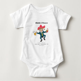 Logo for zazzle baby bodysuit