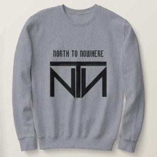 Logo Gray Sweater
