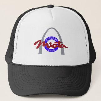 Logo Mesh Cap- Trucker Hat
