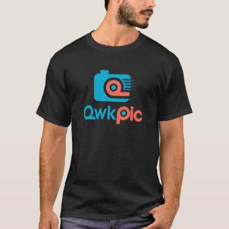 logo_QwkPic T-Shirt