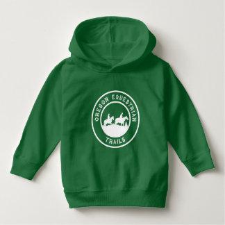 Logo sweatshirt for toddlers