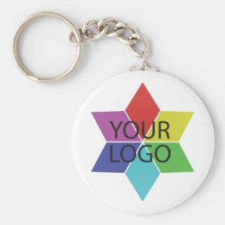 Logo Symbol Business Company Promotion Keychain