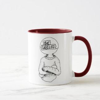 Logo, Tag (reject) Mug