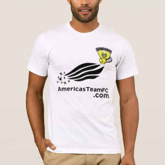 Logo -Team Kit - Fort William FC Jersey T-Shirt