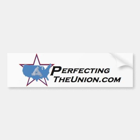 LogoBumperSticker Bumper Sticker