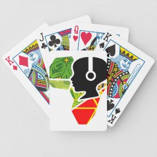 logoo bicycle playing cards