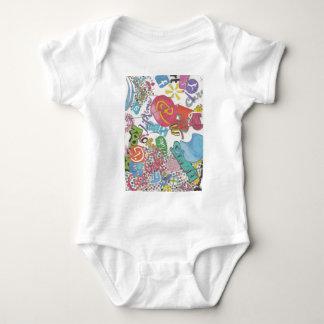 Logos Baby Bodysuit