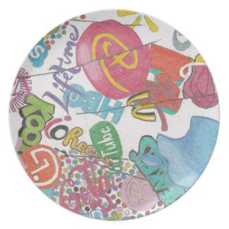 Logos Plate