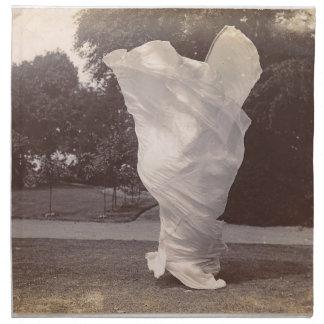 Loie Fuller Dancing Napkin