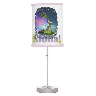 Loihi Hula Aloha Table Lamp