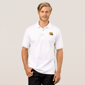 Loire Valley Time Travel polo shirt