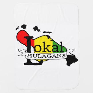 Lokal Hulagans Baby Blanket