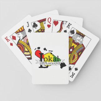 Lokal Hulagans Playing Cards