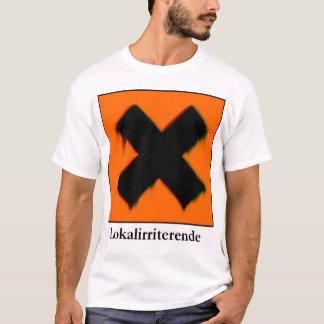 Lokalirriterende T-Shirt