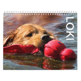 Loki Calendar