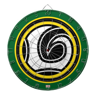 Loki Retro Icon Dartboard