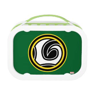 Loki Retro Icon Lunch Box