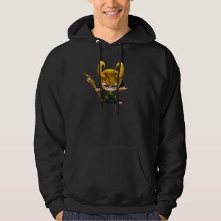 Loki Stylized Art Hoodie