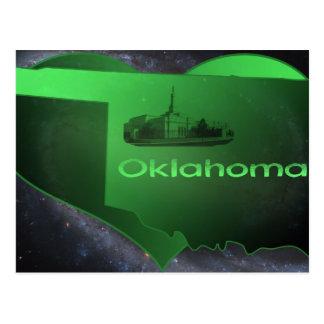 L'Oklahoma à la maison Cartes Postales