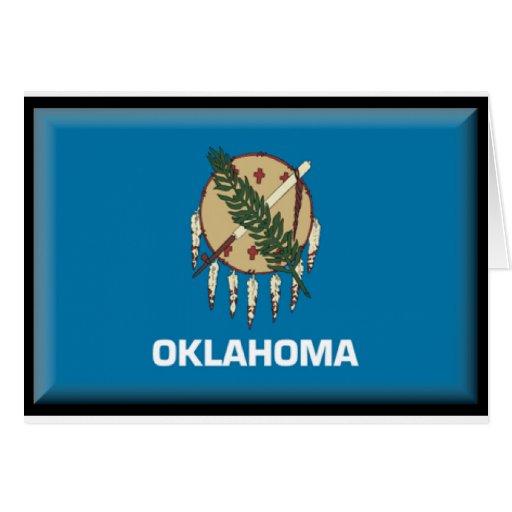 L'Oklahoma Carte De Vœux