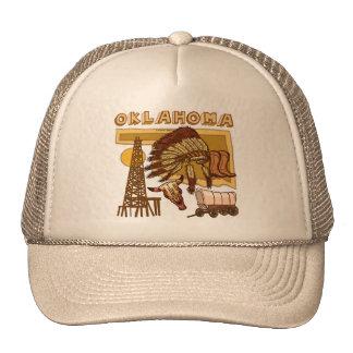 L'Oklahoma Casquettes De Camionneur