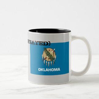L'OKLAHOMA (L'INVAINCU) TASSES À CAFÉ