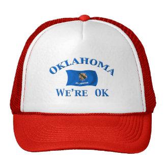 L'Oklahoma - nous sommes BIEN Casquette