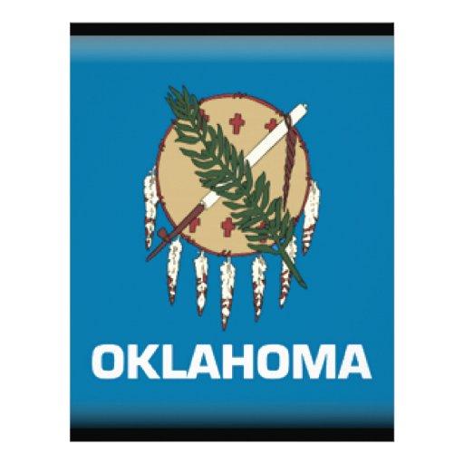 L'Oklahoma Modèle D'en-tête De Lettre