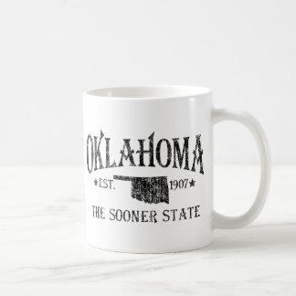 L'Oklahoma - plus tôt l'état Mugs À Café