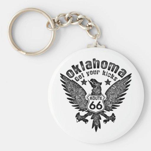 L'Oklahoma Porte-clefs