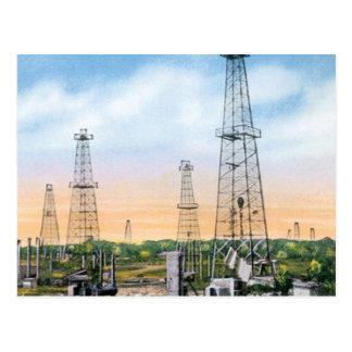 L'Oklahoma vintage Carte Postale