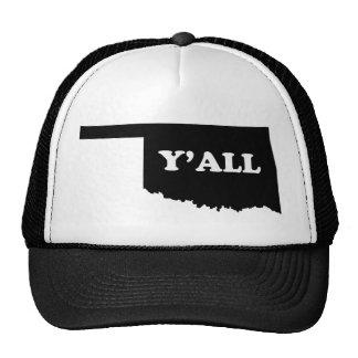 L'Oklahoma Yall Casquettes