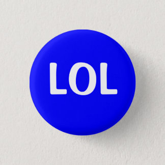 LOL 1 INCH ROUND BUTTON