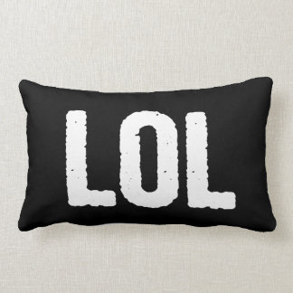 LOL Accent Pillow