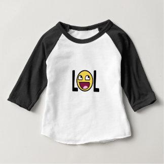 LOL cartoon, funn design Baby T-Shirt