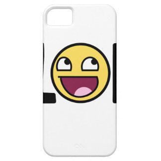 LOL cartoon, funn design iPhone 5 Covers