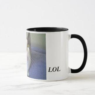 LOL Cat Mug