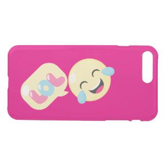 LOL Emoji Bubble iPhone 8 Plus/7 Plus Case
