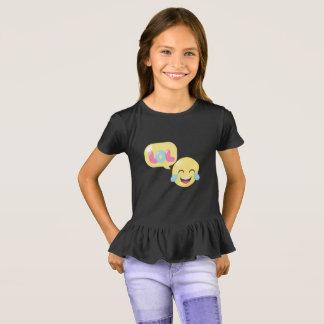 LOL Emoji Smiley T-Shirt