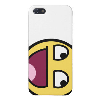 LOL Face iPhone4 Case iPhone 5/5S Case