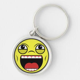 LOL Face Keychain