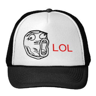 LOL - meme Hats