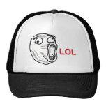 LOL MESH HAT