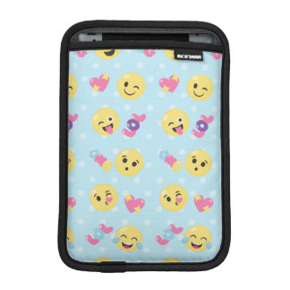 LOL OMG Emoji Pattern iPad Mini Sleeve