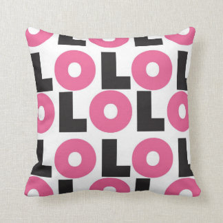LoL pattern pillow