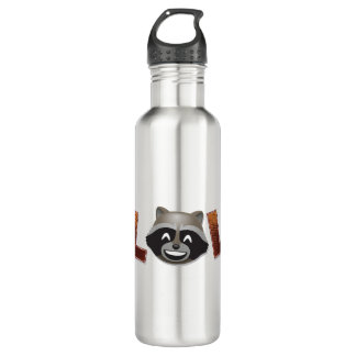 LOL Rocket Emoji 710 Ml Water Bottle