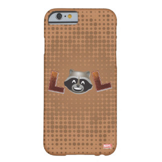 LOL Rocket Emoji Barely There iPhone 6 Case