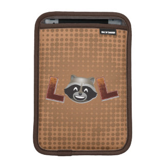 LOL Rocket Emoji iPad Mini Sleeve